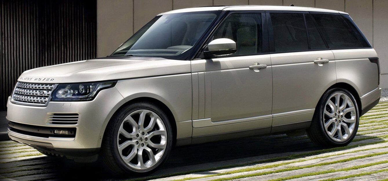 Range Rover, Land Rover Repair Services Boulder