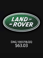 Land Rover Repair & Maintenance Services